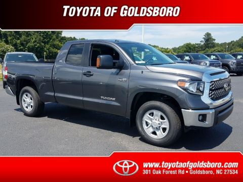 New 2018 TOYOTA TUNDRA SR5 DOUBLE CAB 6.5' BED 5.7L