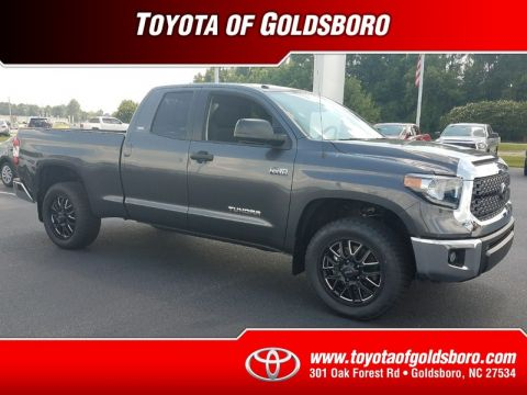 New 2018 TOYOTA TUNDRA SR5 DOUBLE CAB 6.5' BED 5.7L FFV