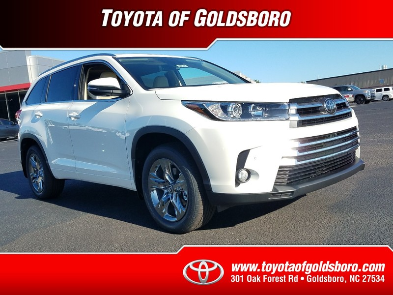 2018 toyota highlander limited platinum. plain highlander new 2018 toyota highlander limited platinum on toyota highlander limited platinum