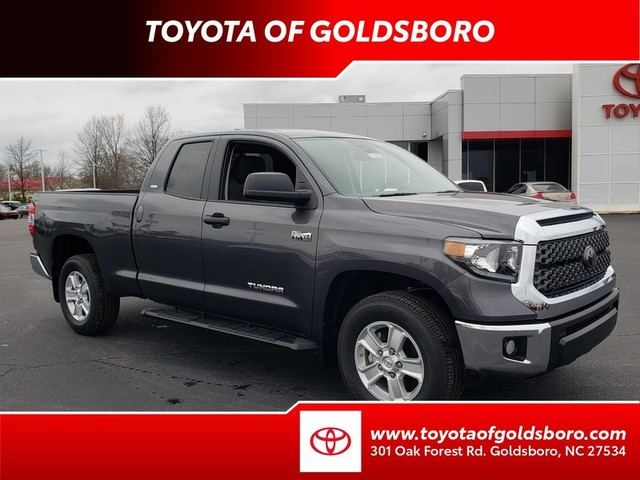 New 2020 Toyota Tundra 2WD SR5 Double Cab 6.5' Bed 5.7L (Natl)
