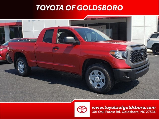 New 2020 Toyota Tundra 4WD SR Double Cab 6.5' Bed 5.7L (Natl)