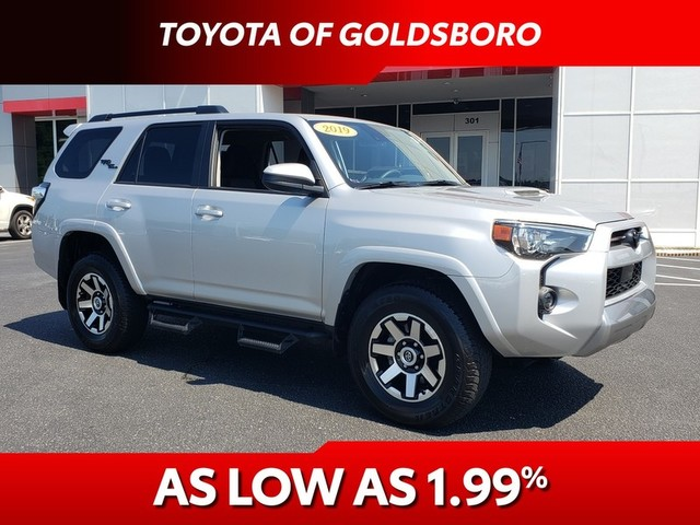 Pre-Owned 2020 Toyota 4Runner TRD Off Road