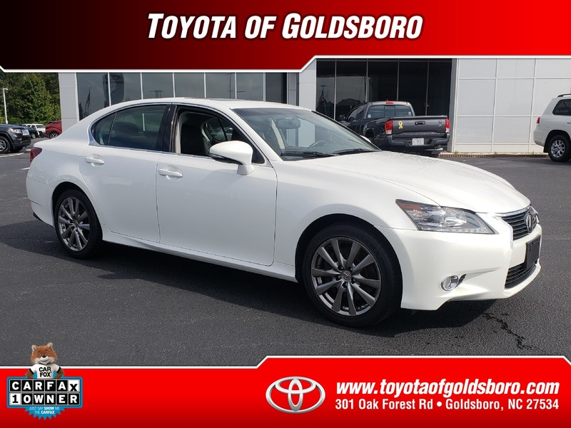 Pre-Owned 2015 LEXUS GS350 4DR SDN AWD