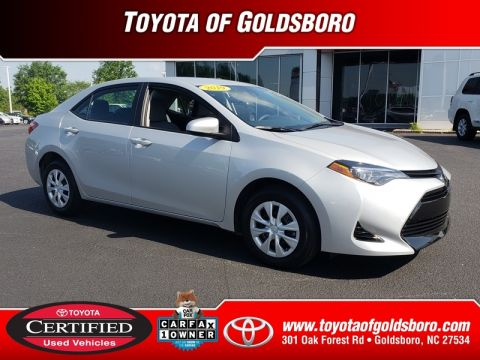 Certified Pre-Owned 2019 TOYOTA Corolla BSE