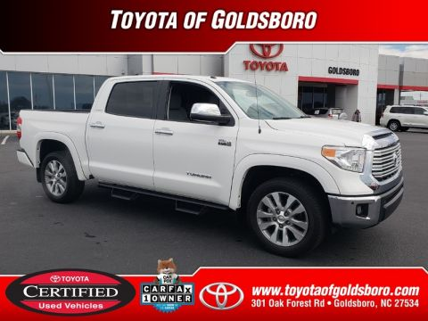 Certified Pre-Owned 2016 TOYOTA Tundra LMT