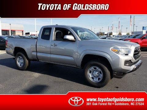 New 2019 TOYOTA TACOMA SR ACCESS CAB 6' BED I4 AT