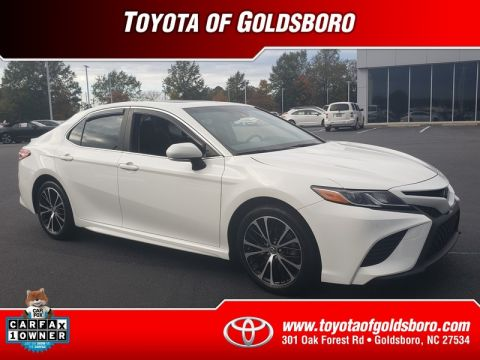 Pre-Owned 2018 TOYOTA CAMRY AUTO